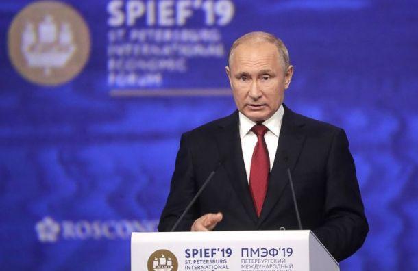 Путин объяснил Шеварднадзе, почему непоздравил Зеленского