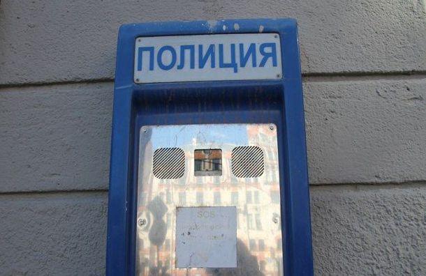 Неизвестный попытался взорвать банкомат Сбербанка вСертолове