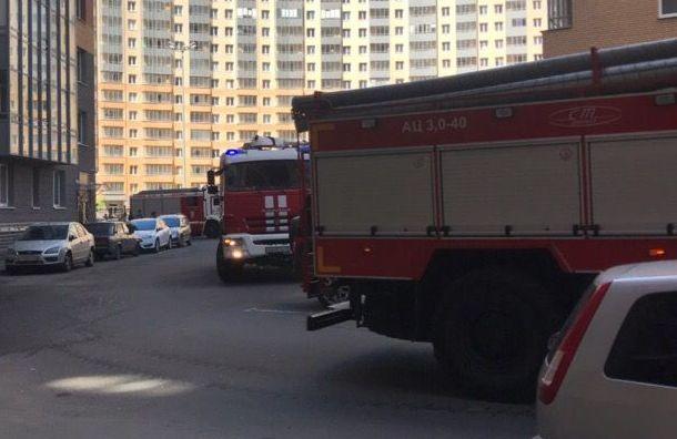 Юный химик, устроивший взрыв вКудрове, получил легкие ожоги