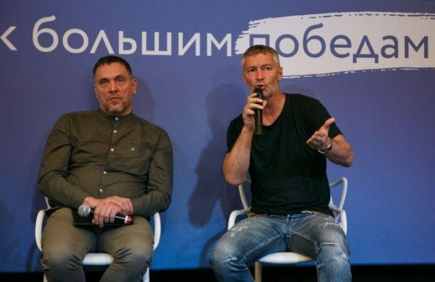 Журналист Шевченко оделе Голунова: ВРоссии нет ветвей власти