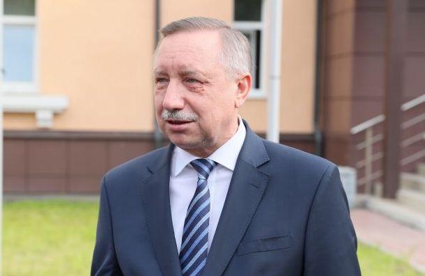Беглов поручил усилить контроль зажалобами горожан всоцсетях
