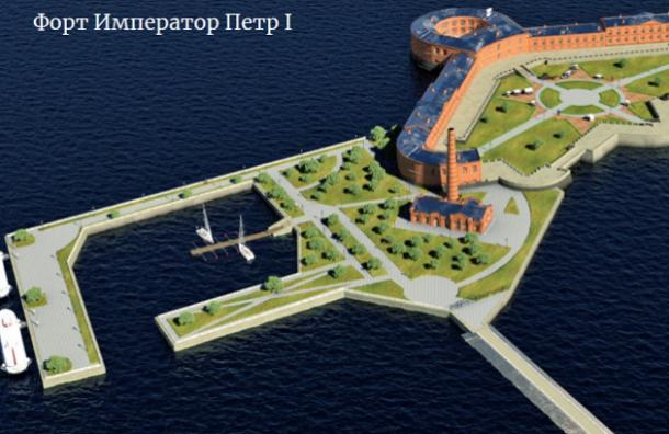Кронштадт хотят сделать крупнейшим вмире островом-музеем