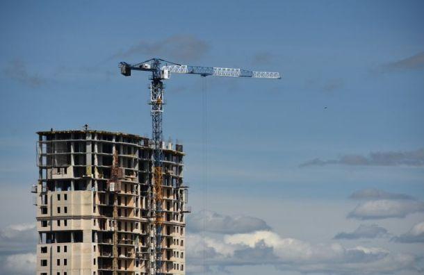 Около 90% строящегося вПетербурге жилья закончат довведения эскроу