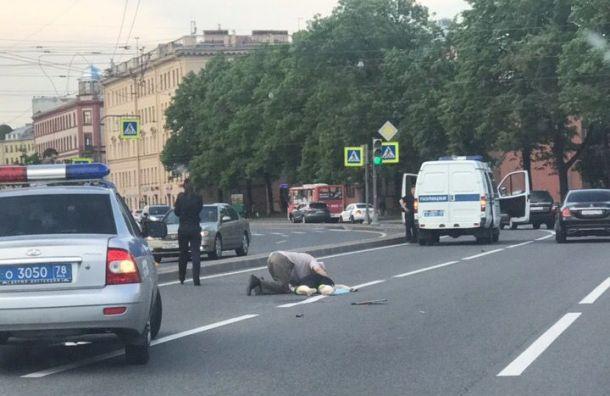Пассажирка мотоцикла погибла вжуткой аварии наСтачек