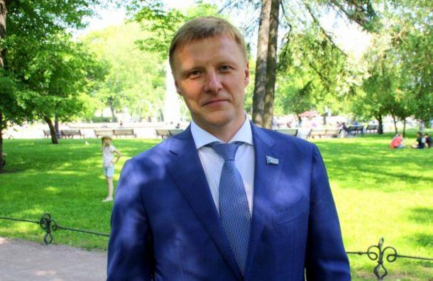 Олег Капитанов приостановил членство вЛДПР