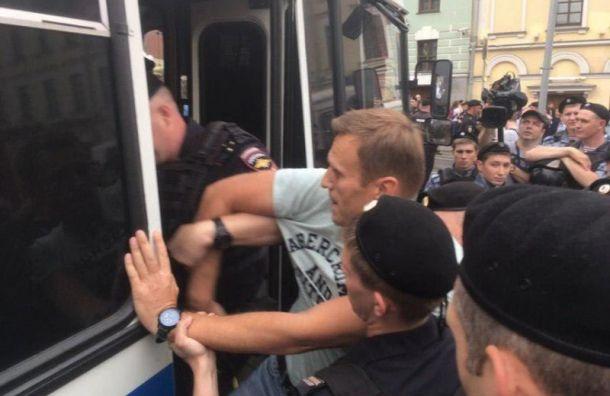 ОВД-Инфо: нашествии вМоскве задержали более 400 человек