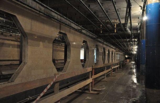 «Метрострой»: станции Фрунзенского радиуса достроят задва месяца