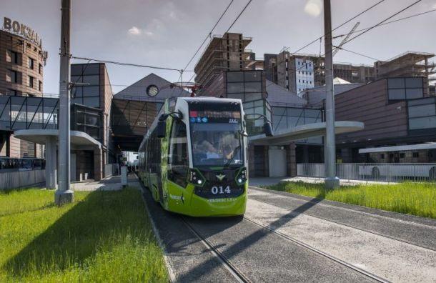 Петербург закупит 500 новых трамваев до2025 года