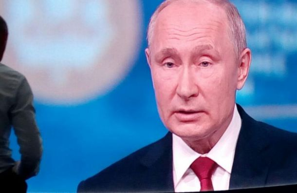 Путин осудил санкции США против Huawei