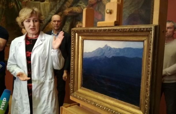 Русский музей соберет совет повосстановлению картины Куинджи