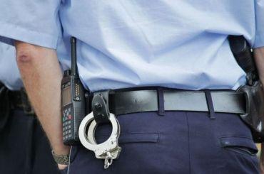 Полицейские задержали активиста «Весны»