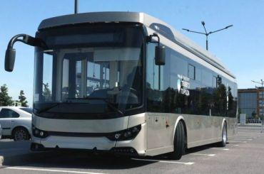 Горэлектротранс прокатит гостей «Экспофорума» нановом электробусе