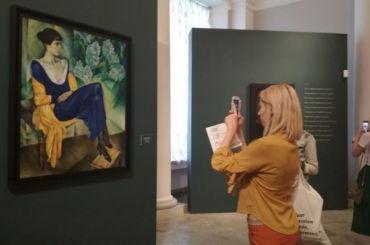 Шесть портретов Ахматовой выставили вРусском музее