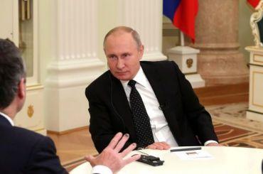 Путин: Дело Ивана Голунова— это произвол
