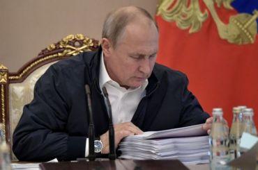 Путин: Россия надеется наПетербург как нацентр инноваций