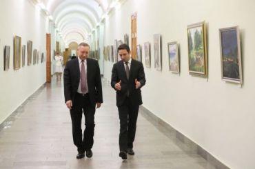 Ереван заинтересовался опытом Петербурга вЖКХ