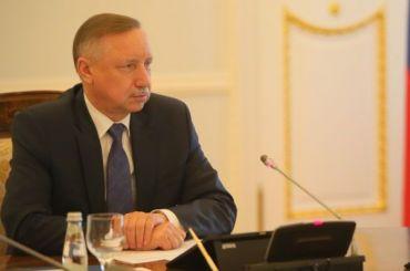 Беглов попросил чиновников ускориться стуристическим сбором