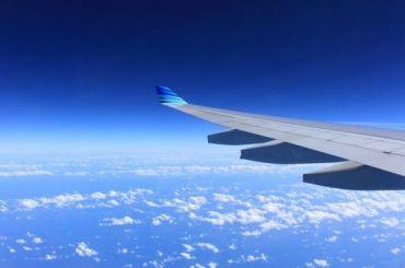 Летевший изПетербурга самолет экстренно сел вМоскве