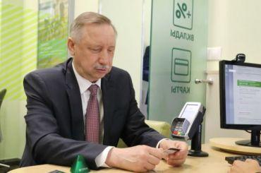 Беглов просит СКР проверить видео штаба Навального оподделке подписей