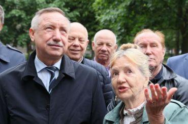 Более 250 домов отремонтируют вПетербурге засчет туристов