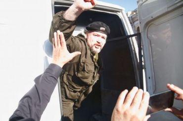 Наакции уГостиного Двора задержали трех человек