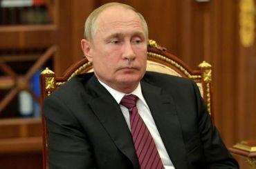 Путин заявил одеградации отношений сСША