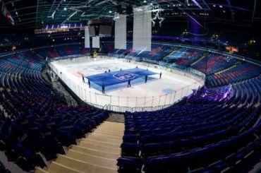 СКА будет играть на«канадской» площадке всезоне 2019/2020