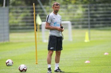 Семак остался доволен игрой двух молодых игроков «Зенита»