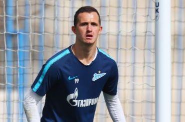 Гендиректор «Зенита» пообещал разобраться сЛуневым