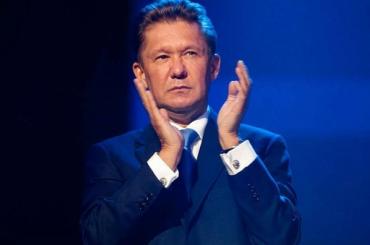 Слухи оботставке Миллера в«Газпроме» назвали беспочвенными