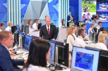 Путин признал падение уровня жизни вРоссии