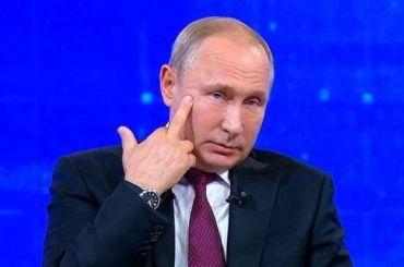 Путин оставил без внимания злободневные вопросы россиян