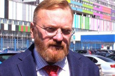 Борец скосноязычием: Милонов предложил водить депутатов клогопеду