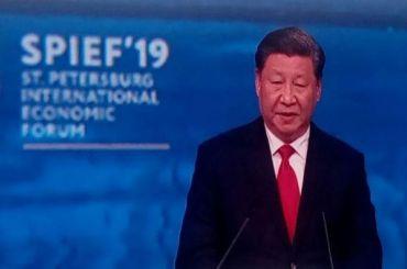 Путин сыграл председателю КНР «Вечернюю песню»