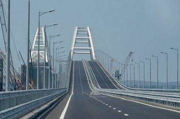 Лихач промчался поКрымскому мосту соскоростью 243 км/ч
