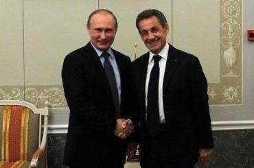 Саркози устроил вечернюю пробежку поМихайловскому саду