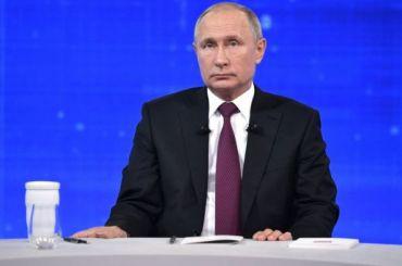 Путин: Зеленский нестремится кпрямому диалогу