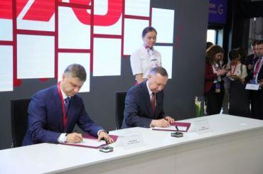 Центр Петербурга спригородами свяжут скоростные электрички