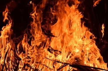 Пенсионерка погибла впожаре напроспекте Металлистов