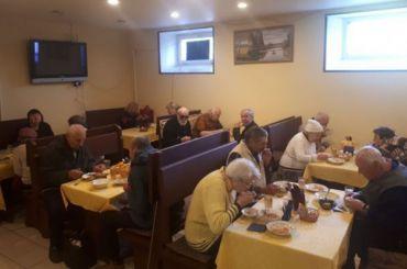 «ДоброДомик» снова открыл свои двери для пенсионеров