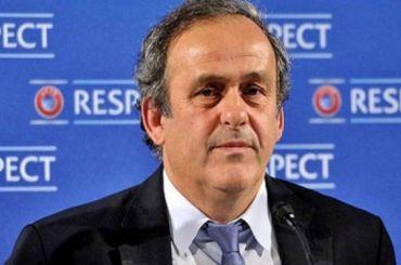Бывшего главу УЕФА Платини взяли под стражу поподозрению вкоррупции