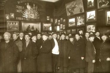 Особая выставка открылась вмузее политической истории России