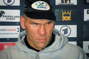 Экс-боксер Валуев заявил осмертельной опухоли мозга