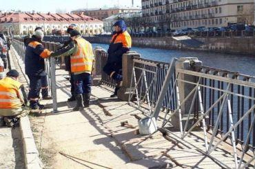 «Мостотрест» заплатит штраф запорчу гранита наканале Грибоедова
