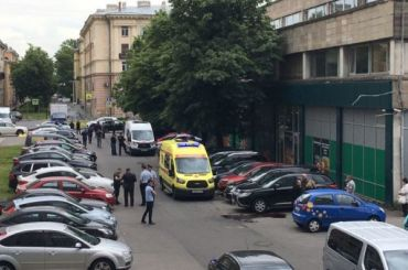 Полиция разыскивает грузина после драки наСвердловской набережной