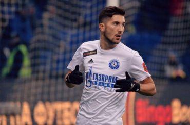 Полузащитник «Оренбурга» Сутормин близок кпереходу в«Зенит»