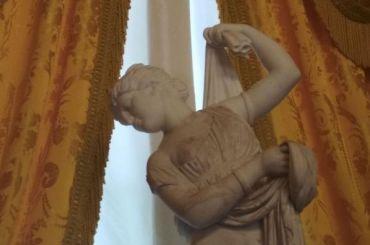 Реставраторы полностью восстановили анфиладу Екатерининского дворца