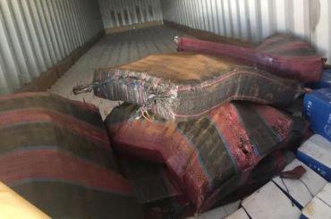 Четыре центнера кокаина изЭквадора нашли впорту Петербурга