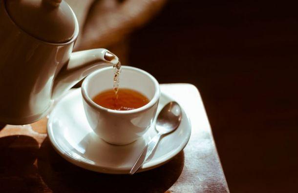 «Чайные» промоутеры снова объявились наНевском