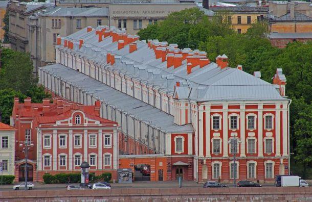 СПбГУ вошел впятерку лучших вузов России